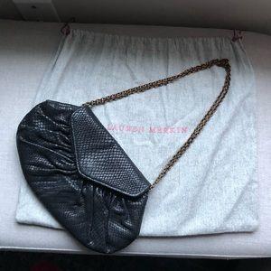 Lauren Merkin black leather bag